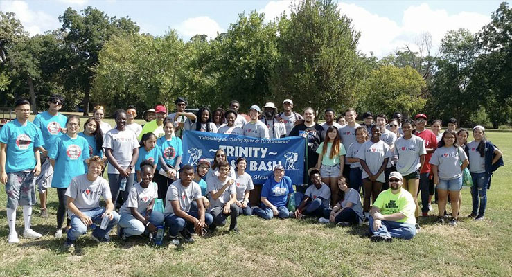 Keep Irving Beautiful Annual Trash Bash